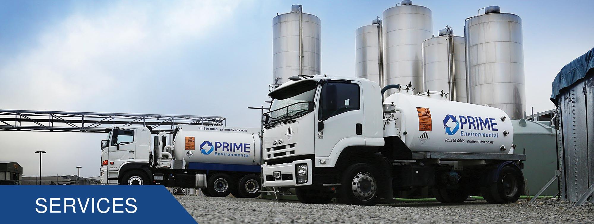 Prime Enviro services waste management
